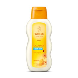 Weleda Calendula Baby Cream Bath - 200ml