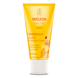 Weleda Calendula Baby Weather Protection Cream - Delicate Skin - 30ml