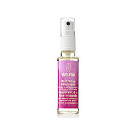 Weleda Wild Rose Deodorant - 30ml