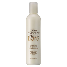 John Masters Organics Bare - Unscented Body Lotion - 236ml