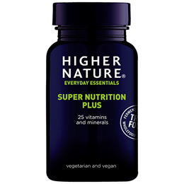 Higher Nature True Food Supernutrition Plus - 90 Tablets