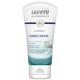 lavera Organic Neutral Intensive Hand Cream - 50ml