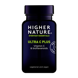Higher Nature Ultra C Plus - Vitamin C Complex - 90 Tablets