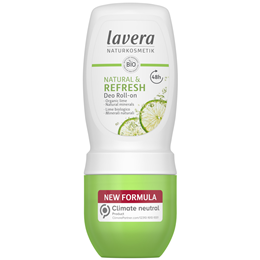 lavera Organic Lime and Verbena Deodorant Roll-On - 50ml