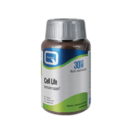 Cell Life - Antioxidant Nutrients - Immune Support - 30 Tablets