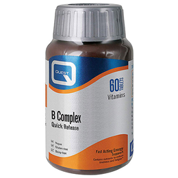 Quest B Complex - Quick Release - 60 Tablets