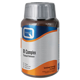 Quest B Complex - Timed Release - 60 Tablets