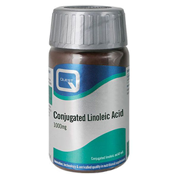 Quest Conjugated Linoleic Acid - 30 x 1000mg Capsules