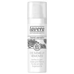 lavera Organic Trend Sensitiv Eye Make-Up Remover - 30ml