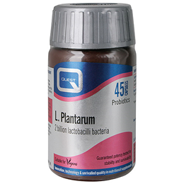 Quest L Plantarum - Probiotic Bacteria - 45 Vegicaps