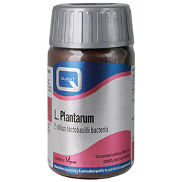 Quest L Plantarum - Probiotic Bacteria - 90 Vegicaps