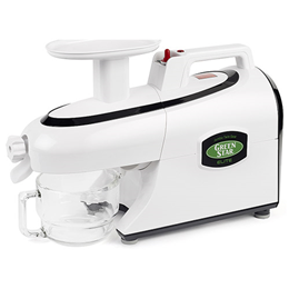 Tribest Green Star GS 5000 Elite Juicer + Jumbo Twin Gears