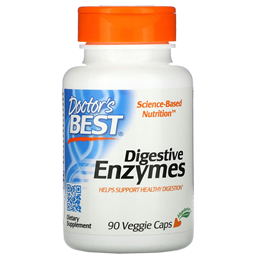 Doctors Best Digestive Enzymes - 90 Vegicaps