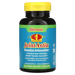 Nutrex JointAstin Joint Support with Astaxanthin - 120 Vegicaps