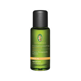 PRIMAVERA Organic Face Oil - Pomegranate Seed Oil - 30ml