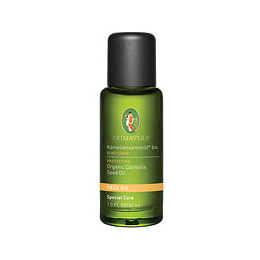 PRIMAVERA Organic Face Oil - Camellia Seed Oil - 30ml