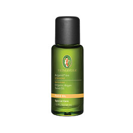 PRIMAVERA Organic Face Oil - Argan Seed Oil - 30ml