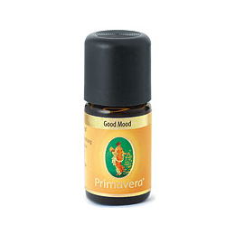 PRIMAVERA Organic Essential Oil Blends - Good Mood - 5ml