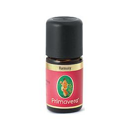PRIMAVERA Organic Essential Oil Blends - Harmony - 5ml