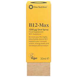 One Nutrition B12 Max Spray - 30ml