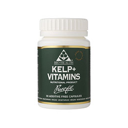 Bio Health Sea Kelp - Plus Vitamins - 60 x 500mg Vegicaps