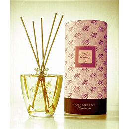 FLORASCENT Room Fragrance - Reed Diffuser - Vent de Ceylan - 250ml