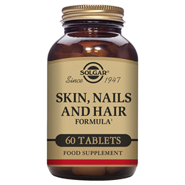 Solgar Skin, Nails and Hair - 60 Vegan Tablets