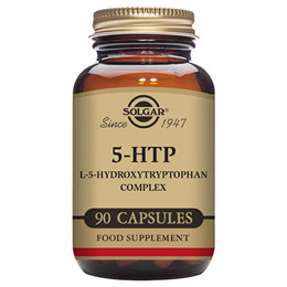 Solgar 5-HTP - 90 x 100mg Vegicaps