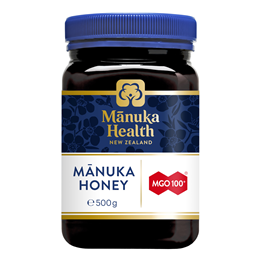 Manuka Health MGO 100+ Manuka Honey - 500g