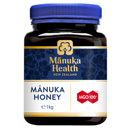 Manuka Health MGO 100+ Manuka Honey - 1kg
