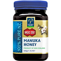 Manuka Health MGO 250+ Manuka Honey - 500g
