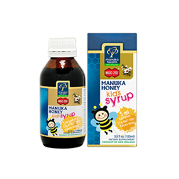 Manuka Health MGO 250+ Manuka Honey Kids Syrup - 100ml