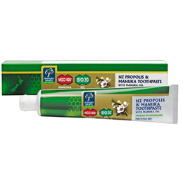 Manuka Health Propolis & MGO 400+ Toothpaste with Manuka Oil - 100g