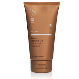 Trilogy Instant Bronzing Gel - Self Tan - Powerfully Natural - 100ml