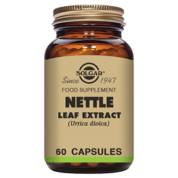 Solgar Nettle Leaf Extract - Food Supplement - 60 Vegicaps