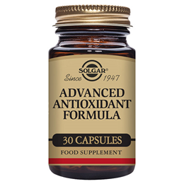 Solgar Advanced Antioxidant Formula - 30 Vegetable Capsules