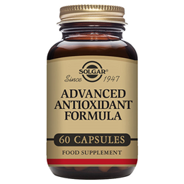 Solgar Advanced Antioxidant Formula - 60 Vegetable Capsules