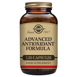 Solgar Advanced Antioxidant Formula - 120 Vegetable Capsules