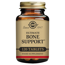Solgar Ultimate Bone Support - Nutrients and Vitamins - 120 Tablets