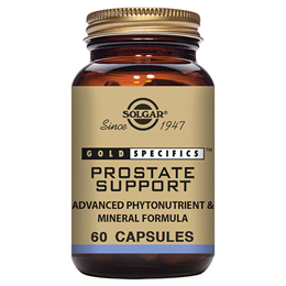 Solgar Gold Specifics Prostate Support - Phytonutrient  - 60 Vegicaps
