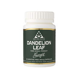 Bio Health Dandelion Leaf - 60 x 300mg