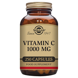 Solgar Vitamin C - 250 x 1000mg Vegicaps