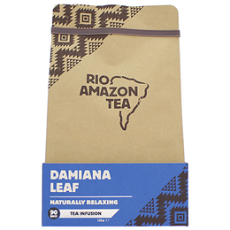 RIO AMAZON Damiana - Body Strength - 90 Teabags