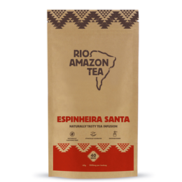 RIO AMAZON Espinheira Santa - Strong Teabags - 40 x 1500mg Teabags