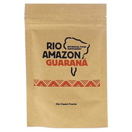 RIO AMAZON GoGo Guarana - Energy - Use in Smoothies - 50g Powder