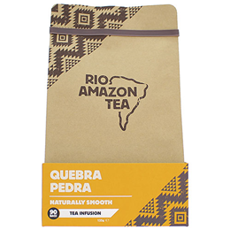 RIO AMAZON Quebra Pedra - Chanca Piedra - 90 x 1500mg Teabags