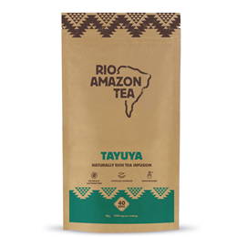 RIO AMAZON Tayuya Teabags - Antioxidant - 40 x 2000mg Teabags