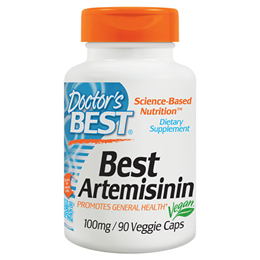 Doctors Best Artemisinin - 90 x 100mg Vegicaps