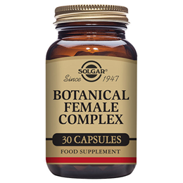 Solgar Botanical Female Complex - 30 Vegicaps