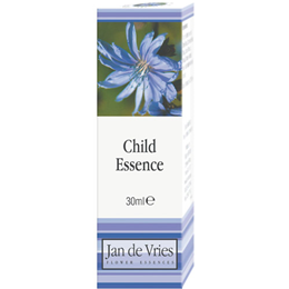 Jan de Vries Child Essence - Flower Tincture - 30ml